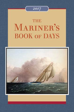 Cover image for the book Mariner's Book of Days 2017