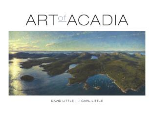 Cover image for the book Art of Acadia