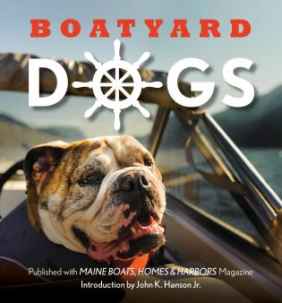 Cover image for the book Boatyard Dogs