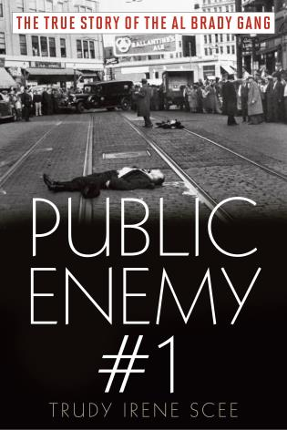 Cover image for the book Public Enemy Number One: The True Story of the Brady Gang