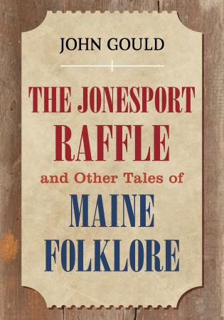 Cover image for the book The Jonesport Raffle