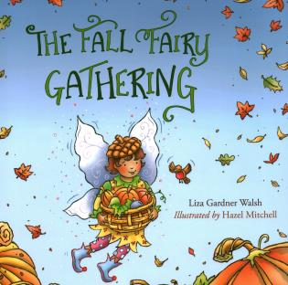 Cover image for the book The Fall Fairy Gathering