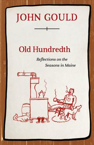 Cover image for the book Old Hundredth: Reflections on the Seasons in Maine