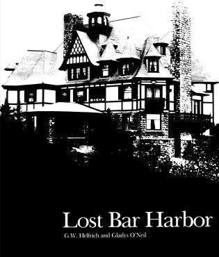 Cover image for the book Lost Bar Harbor