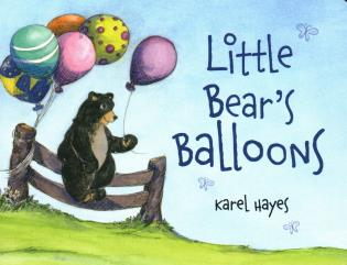 Cover image for the book Little Bear's Balloons