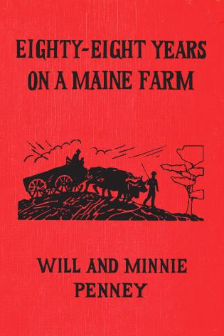 Cover image for the book Eighty-Eight Years on a Maine Farm