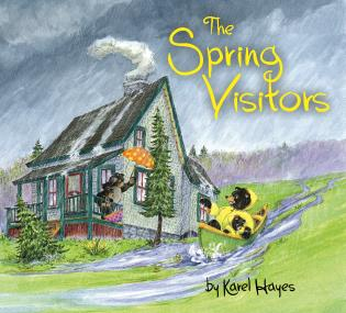 Cover image for the book The Spring Visitors