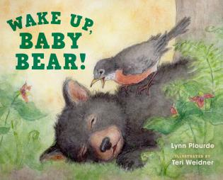 Cover image for the book Wake Up, Baby Bear!