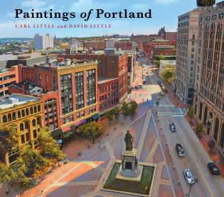 Cover image for the book Paintings of Portland