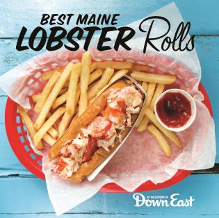 Cover image for the book Best Maine Lobster Rolls
