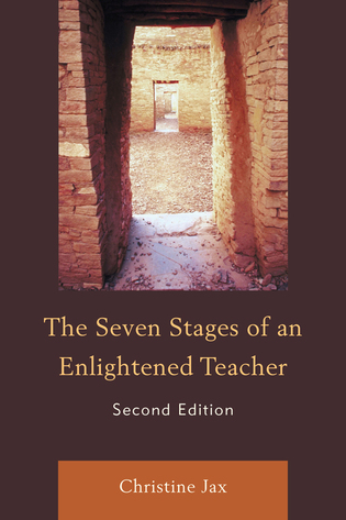 the seven stages of an enlightened teacher jax christine