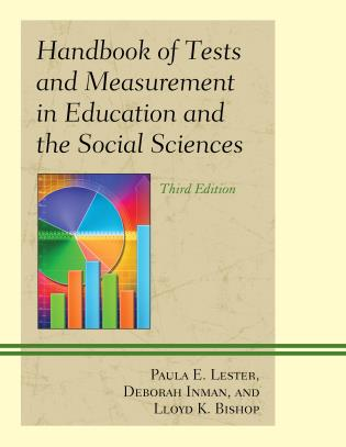 Cover image for the book Handbook of Tests and Measurement in Education and the Social Sciences, Third Edition