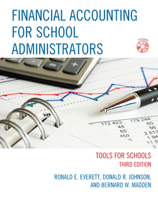 Cover image for the book Financial Accounting for School Administrators: Tools for School, 3rd Edition