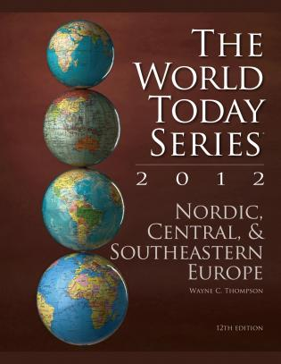 Cover image for the book Nordic, Central and Southeastern Europe 2012, 12th Edition
