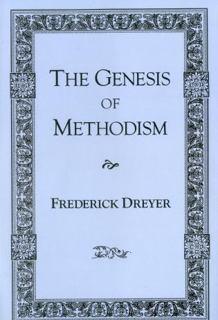 Cover image for the book The Genesis of Methodism