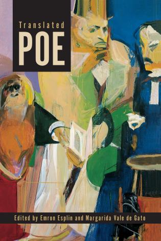 Cover image for the book Translated Poe
