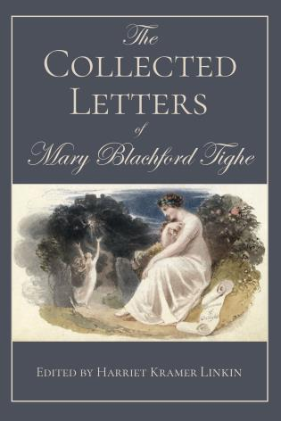 Cover image for the book The Collected Letters of Mary Blachford Tighe