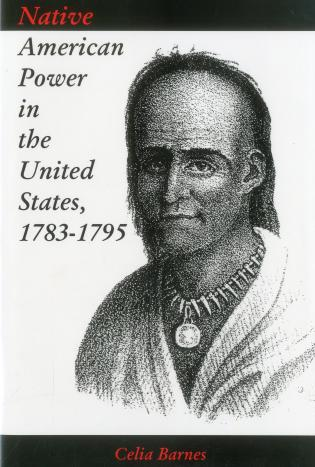 Cover image for the book Native American Power in the United States, 1783-1795