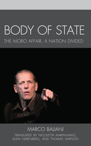 Cover image for the book Body of State: A Nation Divided