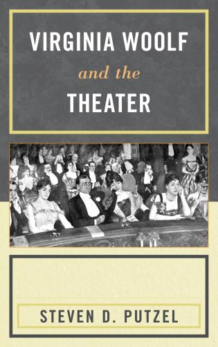 Cover image for the book Virginia Woolf and the Theater