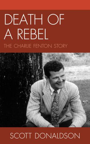 Cover image for the book Death of a Rebel: The Charlie Fenton Story