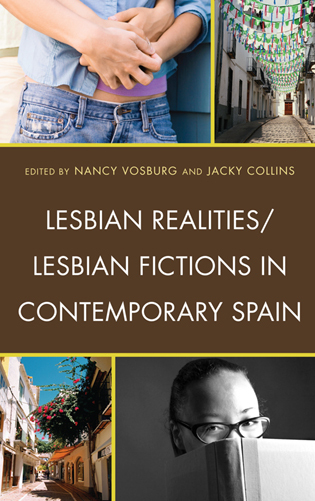 Cover image for the book Lesbian Realities/Lesbian Fictions in Contemporary Spain