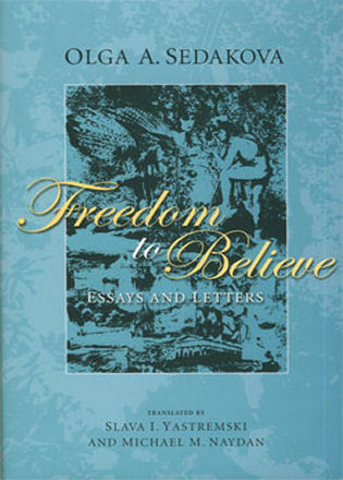 Cover image for the book Freedom to Believe: Essays and Letters