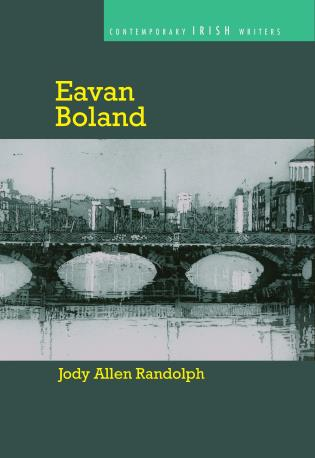 Cover image for the book Eavan Boland