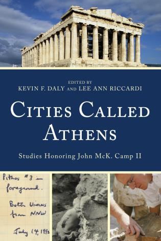 Cover image for the book Cities Called Athens: Studies Honoring John McK. Camp II