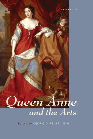 Cover image for the book Queen Anne and the Arts