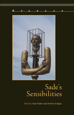 Cover image for the book Sade's Sensibilities