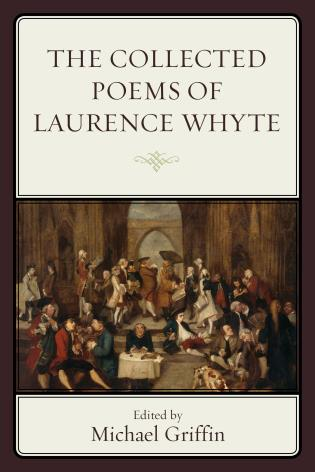 Cover image for the book The Collected Poems of Laurence Whyte