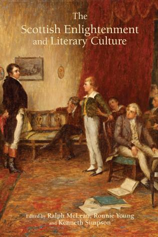 Cover image for the book The Scottish Enlightenment and Literary Culture