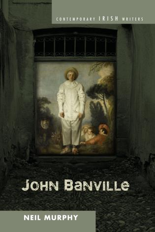 Cover image for the book John Banville