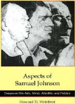 Cover image for the book Aspects of Samuel Johnson: Essays on His Arts, Mind, Afterlife, And Politics