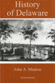 Cover image for the book History of Delaware