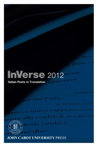 Cover image for the book InVerse 2012: Italian Poets in Translation
