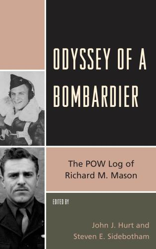 Cover image for the book Odyssey of a Bombardier: The POW Log of Richard M. Mason