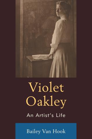 Cover image for the book Violet Oakley: An Artist's Life