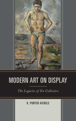 Cover image for the book Modern Art on Display: The Legacies of Six Collectors