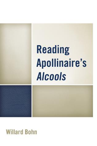Cover image for the book Reading Apollinaire's Alcools