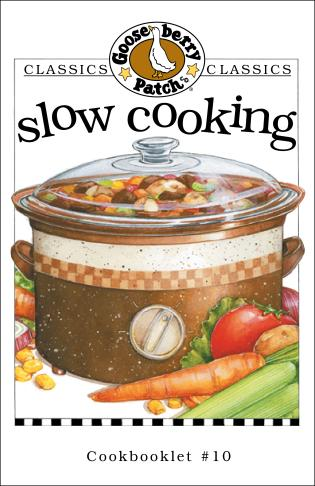 Cover image for the book Slow Cooking Cookbook