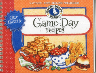 Cover image for the book Our Favorite Game Day Recipes