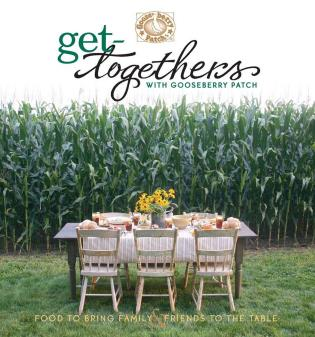 Cover image for the book Get-Togethers with Gooseberry Patch Cookbook