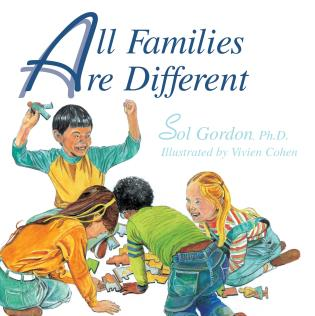 Cover image for the book All Families Are Different