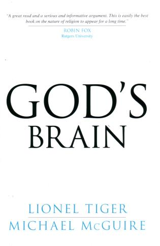 Cover image for the book God's Brain