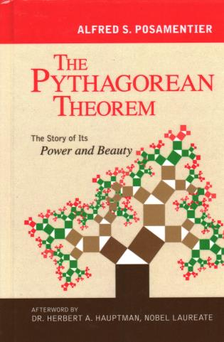 Cover image for the book The Pythagorean Theorem: The Story of Its Power and Beauty