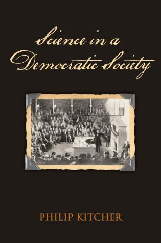 Cover image for the book Science in a Democratic Society