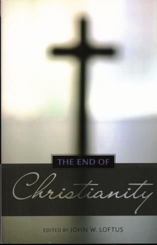 Cover image for the book The End of Christianity