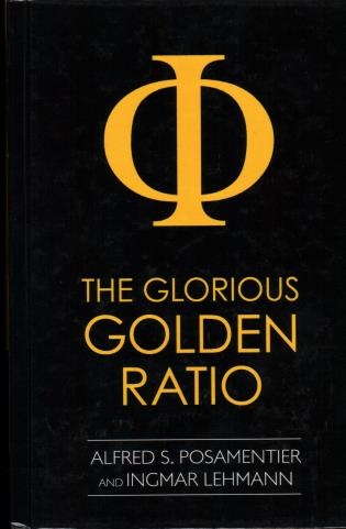Cover image for the book The Glorious Golden Ratio